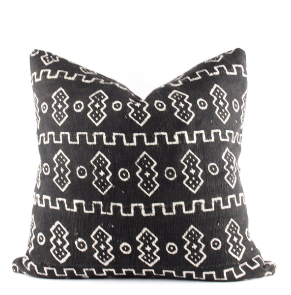 Kingdom Mudcloth Pillow 22