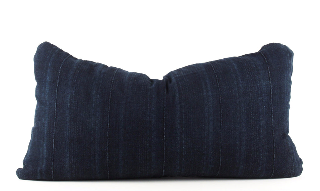 Blended Mudcloth Pillow  Small Lumbar front