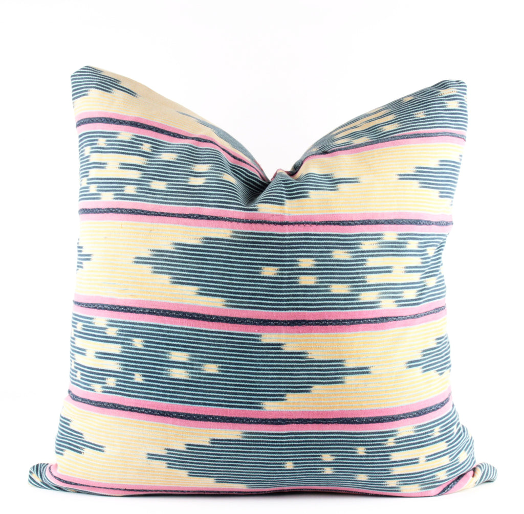 Popsicle Mudcloth Pillow  22