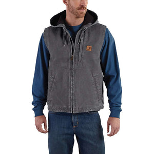 KNOXVILLE HOODED VEST