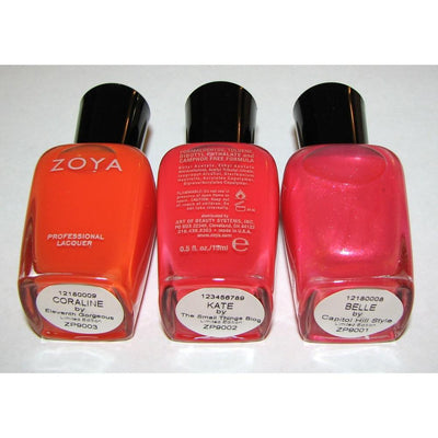 ZOYA Belle Nail Polish