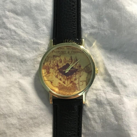 Marauder's Map Watch