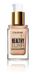 Covergirl Vitalist Healthy Elixer - 720 (creamy natural)