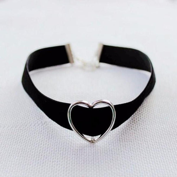 Through My Heart Choker