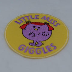 Little Miss Giggles Patch