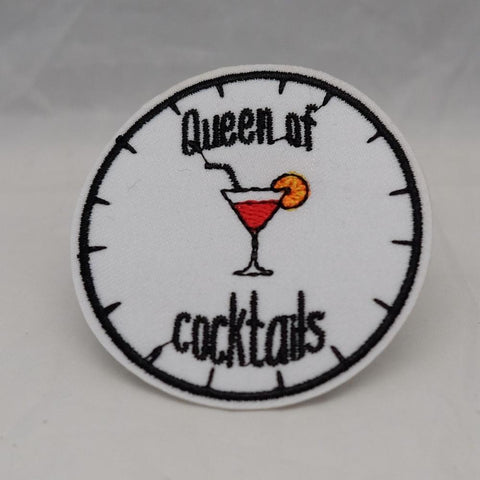 Queen of Cocktails Patch