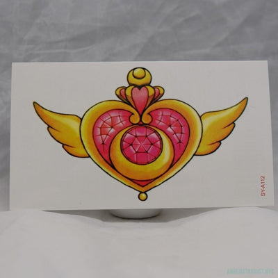 Sailor Moon Temporary Tattoo