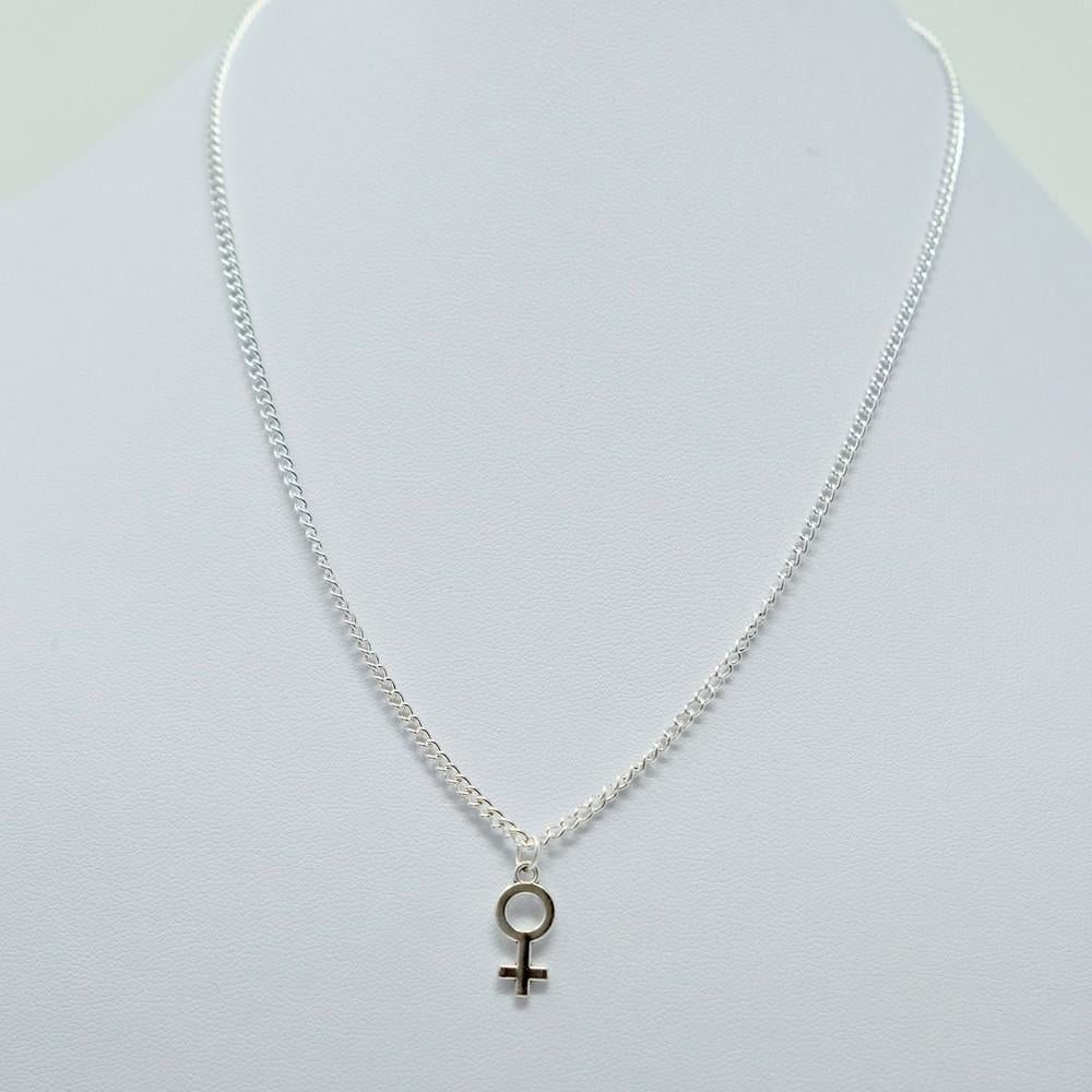 Fembot Necklace