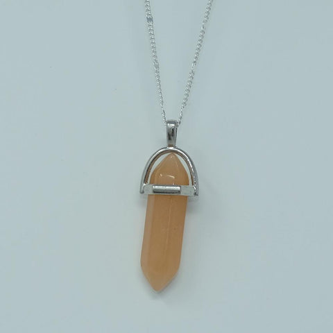Dune Crystal Necklace