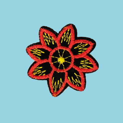 Red Flower Patch