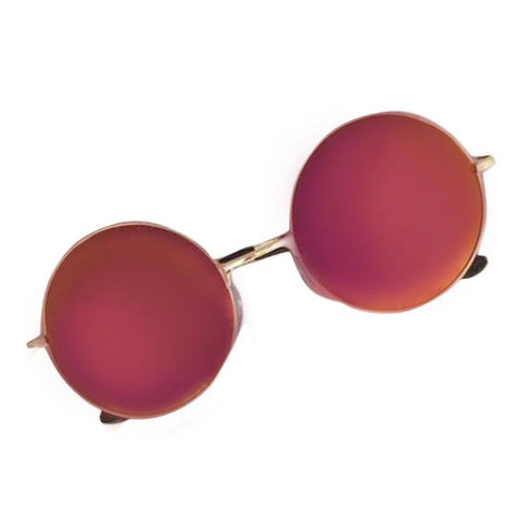 Ultraviolet Round Sunnies