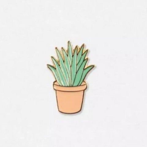 Cool as a Cactus Pin