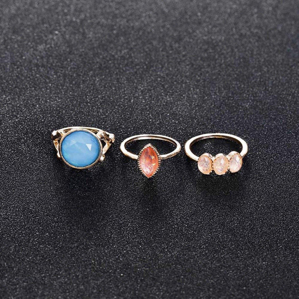 Annie Ring Set
