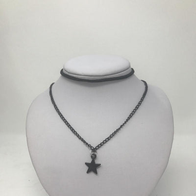 Blackstar Double Choker