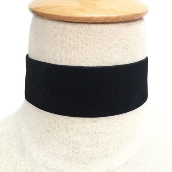 Thick Fabric Choker