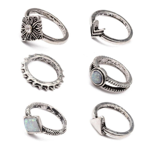 Mystic Ring Set
