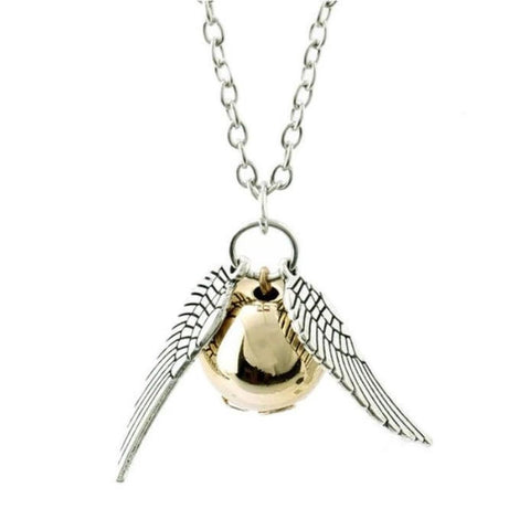Snitch Necklace
