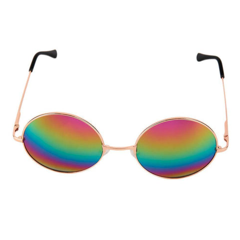 Rainbow Round Sunnies