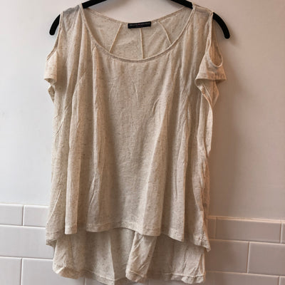 Brandy Melville Cold Shoulder Top