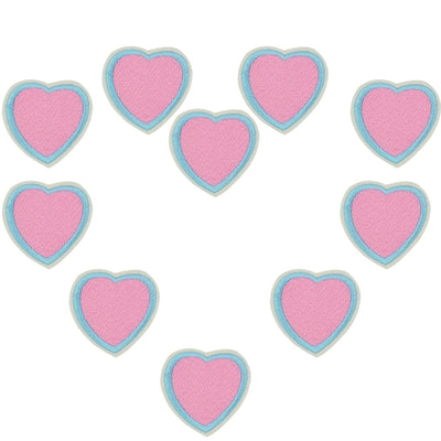 Pastel Heart Patch