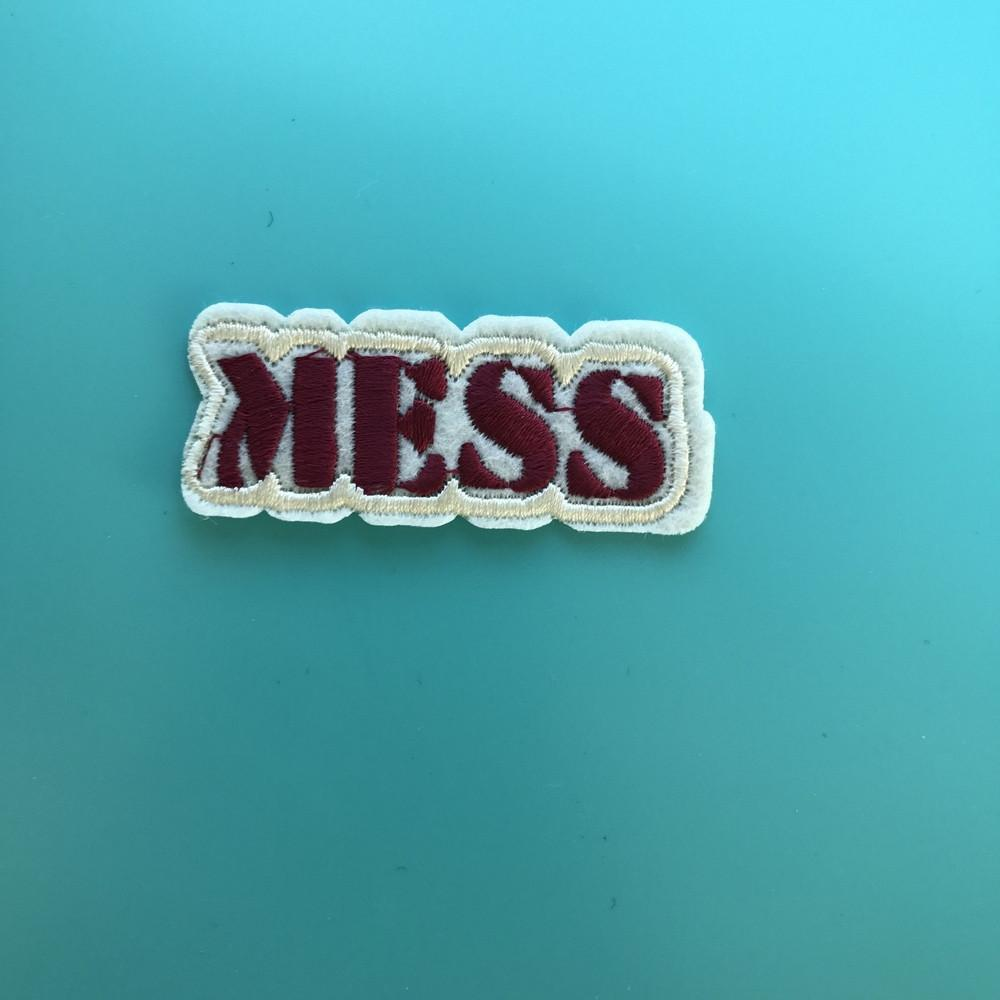 Mess Patch