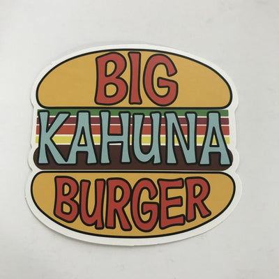 Big Kahuna Burger Sticker