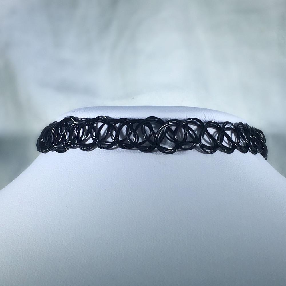 Tattoo Choker (Black)