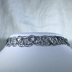Layered Tattoo Choker
