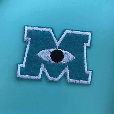 Monsters U Patch