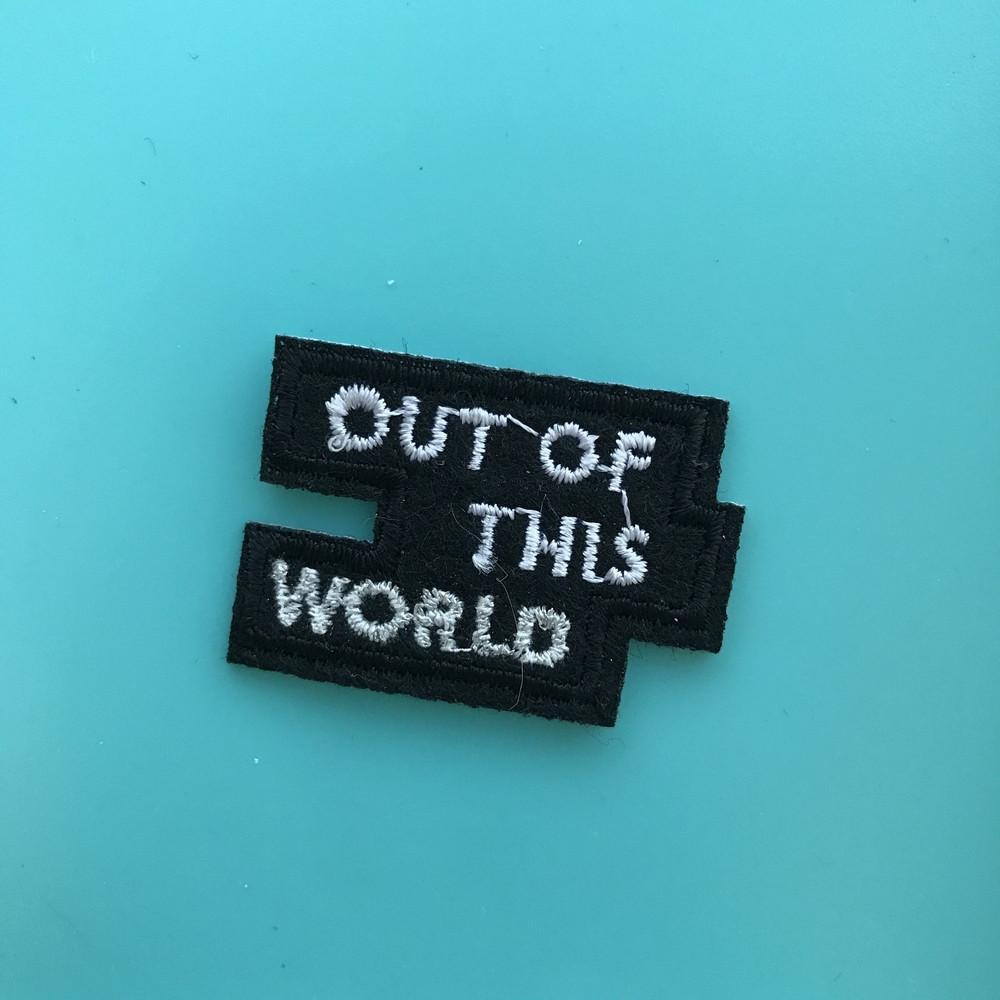 Out of this World Patch