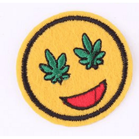 Happy and Stoned Patch