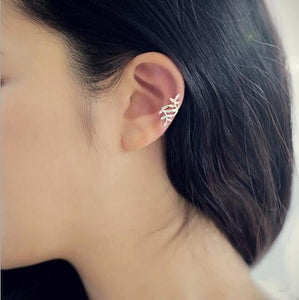 Winding Vines Ear Cuff