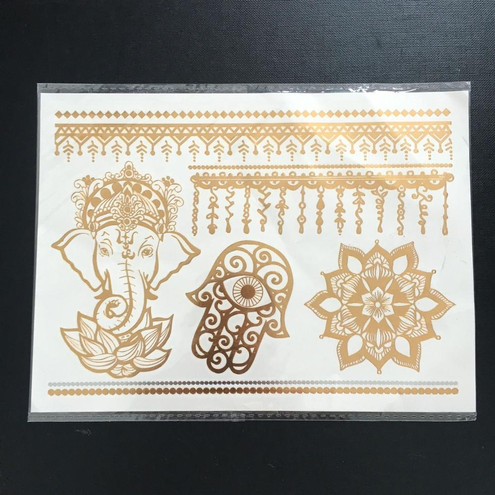 Flash Tats - Elephant