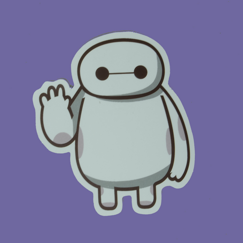 Big Hero 6 Sticker