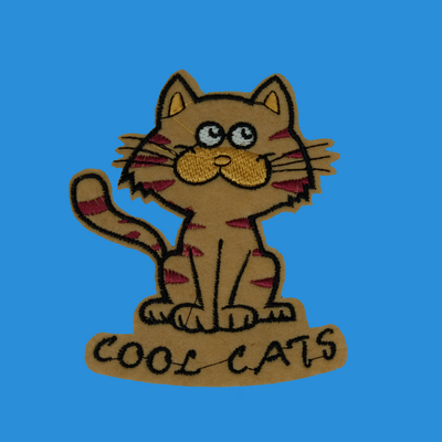 Cool Cats Patch
