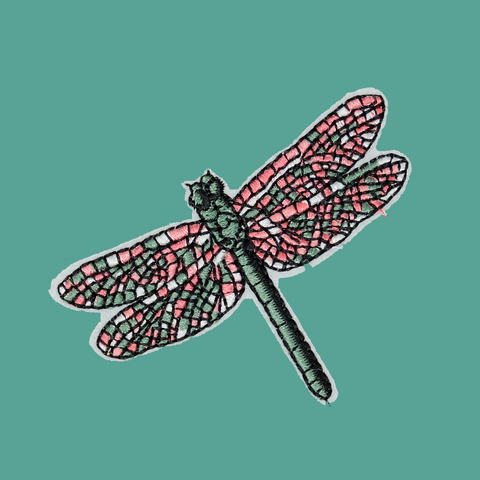 Dragonfly Patch
