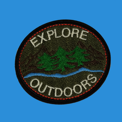 Explore Outdoors Patch