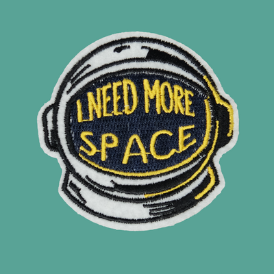 Need More Space Patch