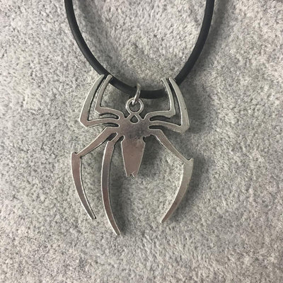 Spiderman Necklace