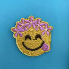 Flower Crown Patch