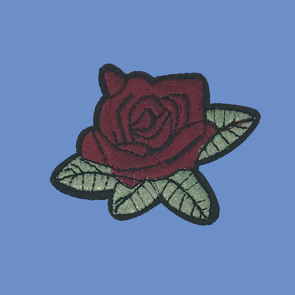 Brooding Rose Patch