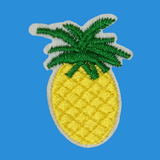 Lil Pineapple Iron On Patch