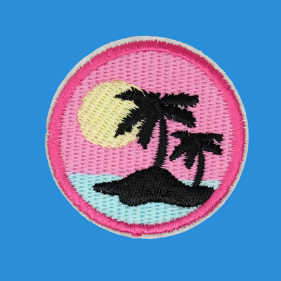 Palm Trees Patch