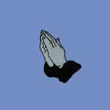 Praying Hands Patch
