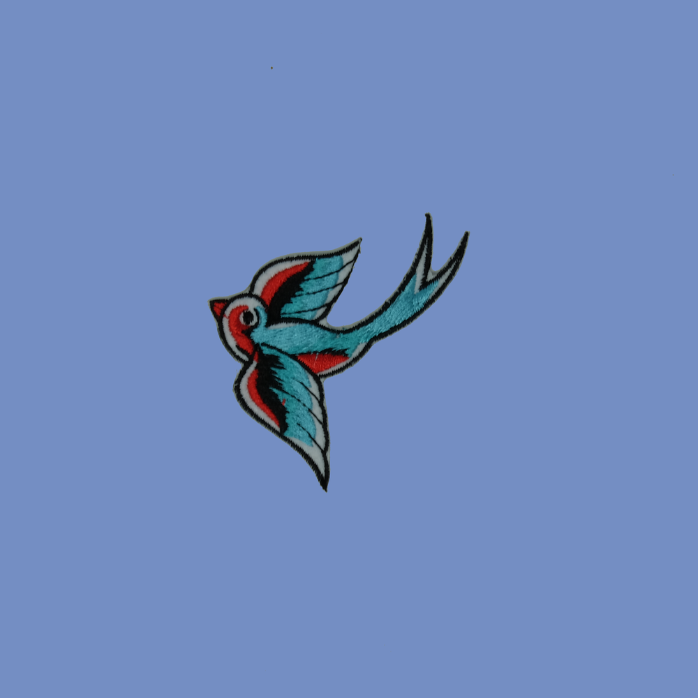 Tattoo Sparrow Patch