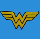 Wonder Woman Patch