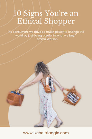 are you an ethical shopper
