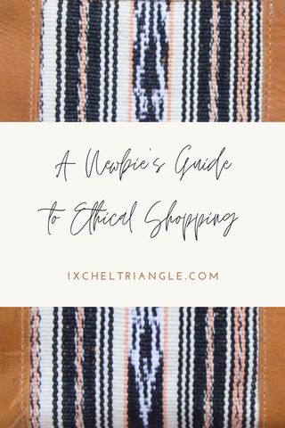A Newbie's Guide to Ethical Shopping