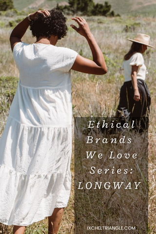Ethical Brands We Love Series by Ixchel Triangle