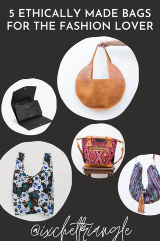 Ethical Bags for the Fashion Lover for all occasions